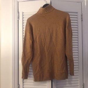 Neutral Wool Sweater